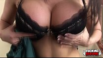 Eva Karera Gets A Cock Shoved Down Her Throat