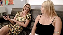 Busty Step Daughter is Seduced by Step Mom with...