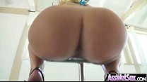 Horny Girl Get Her Big Butt Oiled And Banged Deep clip-06