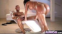 Hardcore Anal Sex With Beauty Curvy Big Butt Gi...