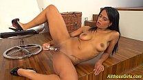 cute Isabella Chrystin masturbating pornhub video
