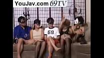 Massive Uncensored Korean Orgy thumbnail