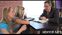 Innocent darling is tempted by an old and horny teacher pornhub video