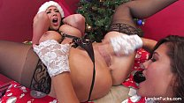 Xmas Fun With London Keyes and Jayden Jaymes thumb