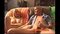 Milf Step-Sister Fucked by Step-Brother's Thumb
