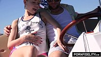 PORNFIDELITY Alina West Ass Fucked On a Boat thumbnail
