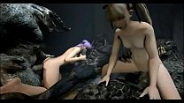 【Awesome-Anime.com】3D Anime - Marie Rose fucked by monsters (from Dead or alive)缩略图