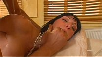 Two newlywed are forced to swallow big cock preview image