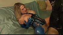 Big Tit MILF Fucks Sex Slave In Latex - ANGELA ...