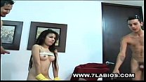 Brutal iniciacion de actriz colombiana pornhub video
