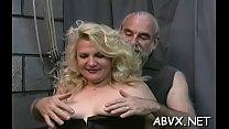 Bizarre thraldom video with cutie obeying the dirty play pornhub video