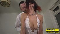 Redhead gets hard sex thumbnail