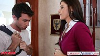 Small titted mom India Summer fucking video
