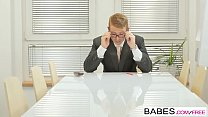 Babes - Office Obsession - Learning the Ropes starring Carolina Abril and Chad Rockwell clip thumbnail