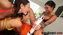 B For Bonnie Vicki Chase, Bonnie Rotten, John Strong, Mick Blue, Ramon Nomar, Jo's Thumb