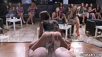 cfnm party girls suck and fuck male strippers - poron xxx video thumbnail