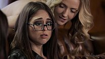 Lesbian Therapist - Allie Haze, Karla Kush, Ril...