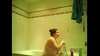 hidden spy cam of my ex in the shower Vorschaubild