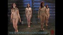 Day 2 of Training 4 Slaves [특이한 영상 kinky]