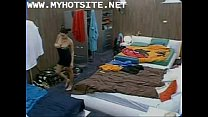 Image: Cristina Del Basso Nude Scene From Big Brother Italy
