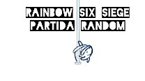 Rainbow six partida random