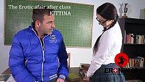The Erotic afair after class Kittina Ivory  en ... Thumbnail