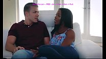 Ebony Milf Fucks Son In Law