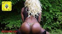 Big ass blackwoman