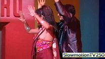Anjala Jhaveri Boob slip Nipple visible slowmotion's Thumb