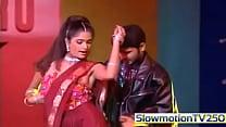 Anjala Jhaveri Boob slip Nipple visible slowmotion Vorschaubild