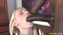 Skinny Kennedy Kressler Pumped Up With Big Black Cock preview image