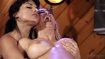 Cherie DeVille and Mercedes Carrera Amazing Org... thumb