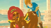 japanese video hot - Link and Urbosa The erotic short thumbnail