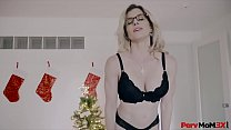 Merry MILF Christmas - Cory Chase - FULL SCENE on http://PervMoM3x.com