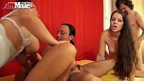 sxxxvido - FUN MOVIES German Amateur Orgy thumbnail