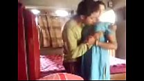 Horny Bengali wife secretly sucks and fucks in a dressed quickie, bengali audio.FLV