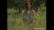 Bea Flora - Field (Szal) (Busty Poland)
