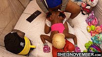 Cute Tiny Babe Rough Sex Fucked Doggy By Old Big Dick Aggressive Friend Of Dad , Little Ebony Msnovember Being A Good Girl Submit Innocent Pussy 4k Sheisnovember Reality Porn صورة