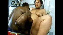 LA Gurl Large Black SSBBW I Met On Blaccio Com