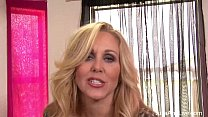 Busty Julia Ann Plays With Nipple Clamps - 9Club.Top