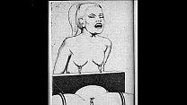 Рисованное садомазо порно