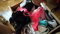 Tanga, bragas, lencería, ropa interior
