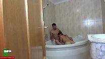Hot blowjob in the jacuzzi. SAN125 pornhub video