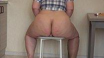Chubby In Nylon  Pantyhose Smoked, Masturbated ed, Masturbated And Fucked Her Hairy Pussy  Amateur Fetish
