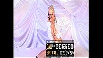 Honey Scott UK TV phone sex babe TVX Part 1