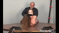 Sweet teen amateur servitude