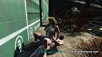 Real Fallout 4 Sex Footage pornhub video