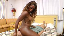 Black Tight Ass On A White Face   Severe Domina