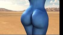 star wars Aayla sexy video Thumbnail
