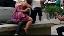 18095 Casal é flagrado transando (Gomes Freire) / Couple having sex in downtown Rio. preview